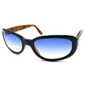 Giorgio Armani Womens Oval Sunglasses 2538